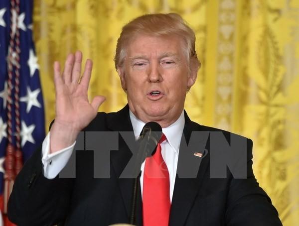 Trump menace à nouveau d'un shut down du gouvernement  - ảnh 1
