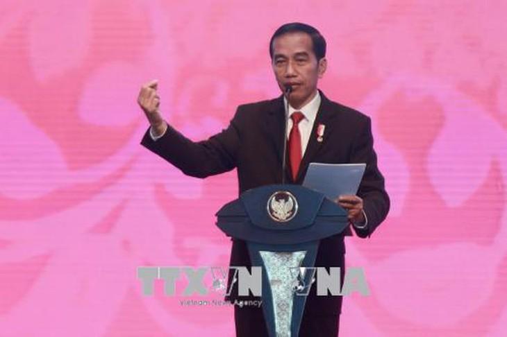 Le président indonésien Joko Widodo effectuera une visite d'État au Vietnam - ảnh 1