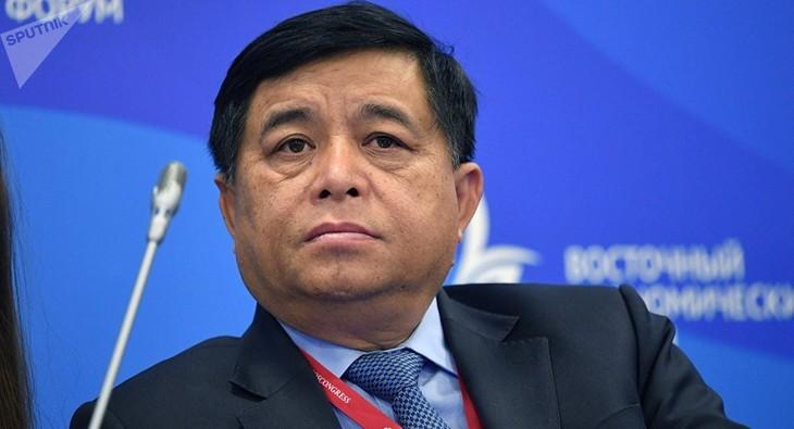 Le Vietnam participe au 4e Forum économique orientale à Vladivostok - ảnh 1