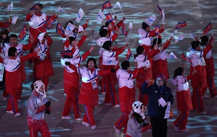 Séoul va proposer à Pyongyang d'accueillir ensemble les JO d'été 2032 - ảnh 1