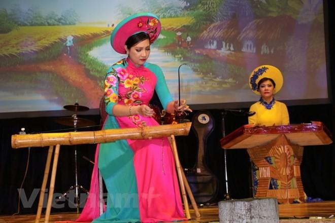 Ouverture de la semaine culturelle vietnamienne au Canada - ảnh 1