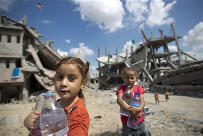 L'ONU alerte sur la situation « catastrophique » à Gaza - ảnh 1