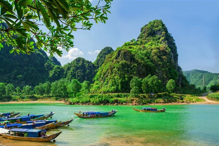 Phong Nha-Ke Bàng: un trésor naturel - ảnh 4