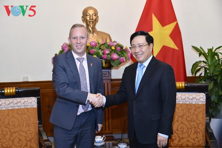 Le Vietnam souhaite renforcer ses relations avec le Royaume-Uni - ảnh 1