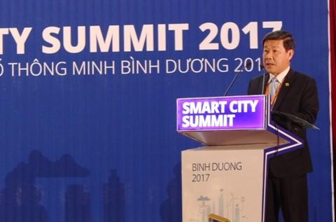 Construire une ville intelligente à Binh Duong - ảnh 2