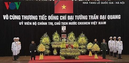 Décès du président Trân Dai Quang: condoléances au Vietnam - ảnh 1