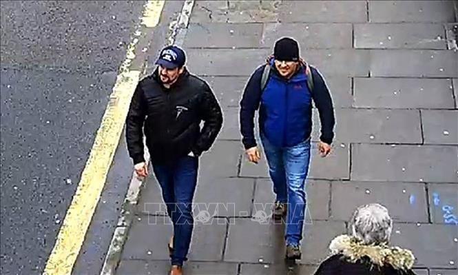 Affaire Skripal : un colonel du renseignement russe désigné comme l'un des suspects - ảnh 1