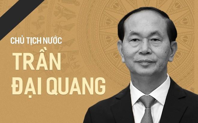 Décès du président Trân Dai Quang: Messages de condoléances  - ảnh 1
