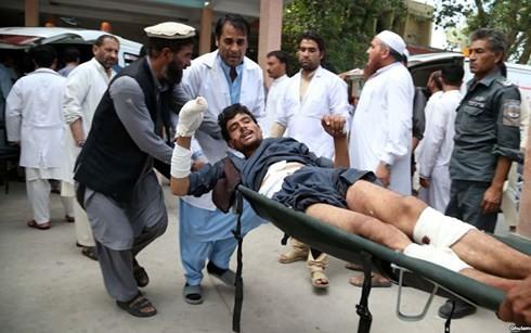 Afghanistan : au moins 13 morts dans un attentat-suicide - ảnh 1