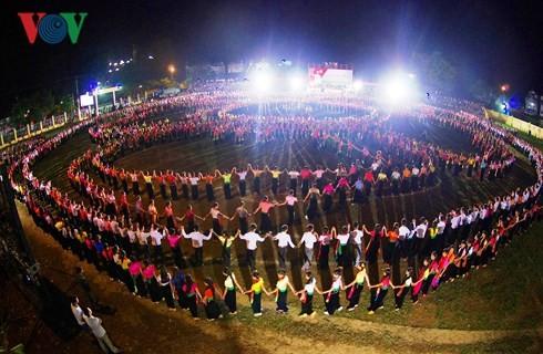 Muong Lò, la terre des records particuliers - ảnh 1