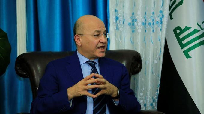 Irak: Barham Saleh élu président de la République - ảnh 1