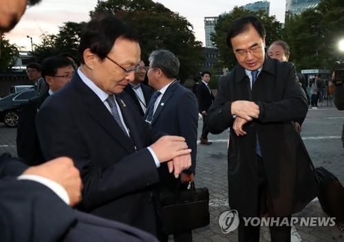 Une délégation sud-coréenne part pour Pyongyang pour l'anniversaire du sommet de 2007 - ảnh 1