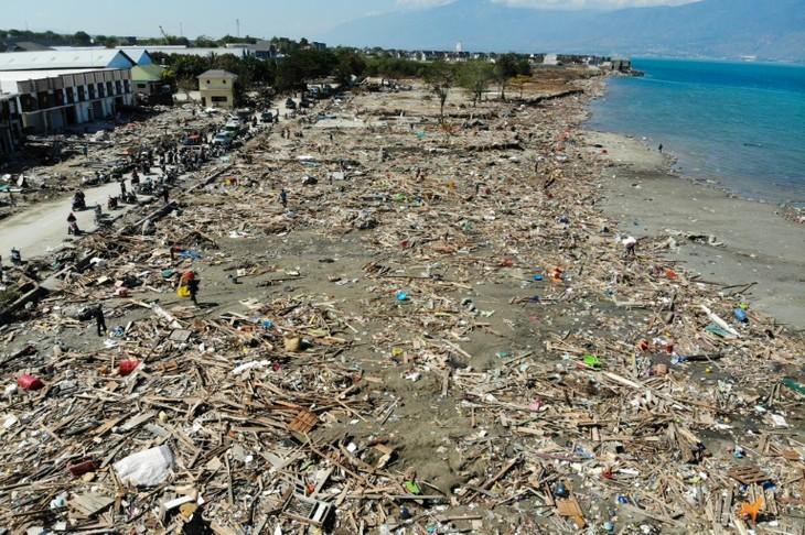 Indonésie : l'ONU recherche 50,5 millions de dollars pour les sinistrés - ảnh 1