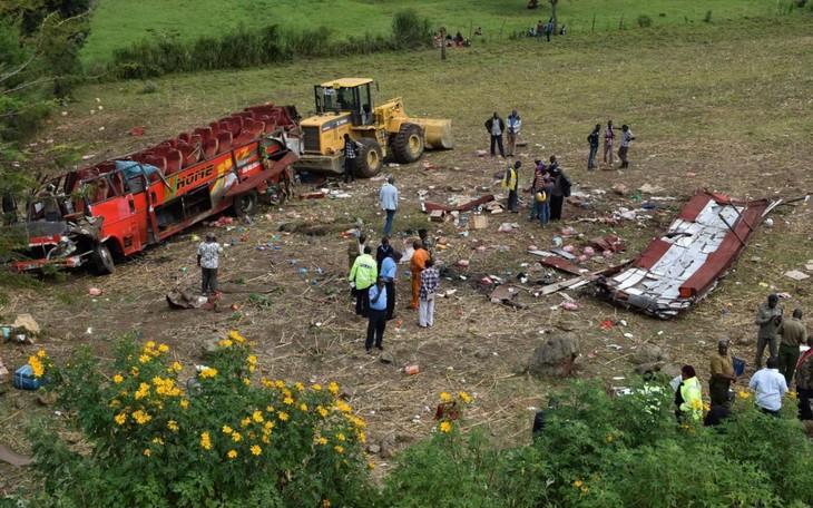 Kenya: 51 morts dans un accident d'autocar - ảnh 1