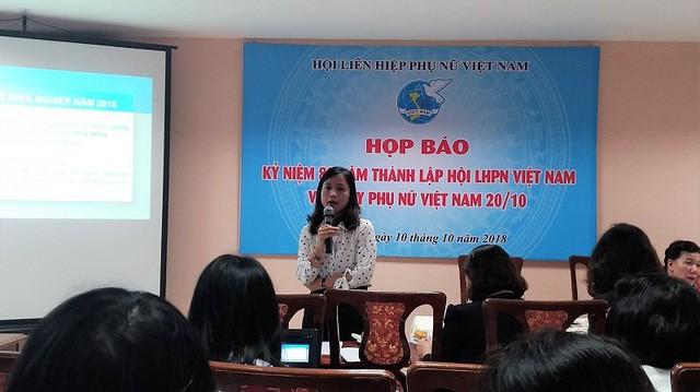 Célébrations du 88e anniversaire de la fondation de l'Union des femmes vietnamiennes - ảnh 1