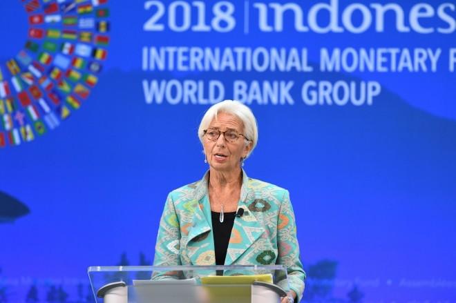"""Le FMI appelle à une """"désescalade"""" des tensions commerciales - ảnh 1"""