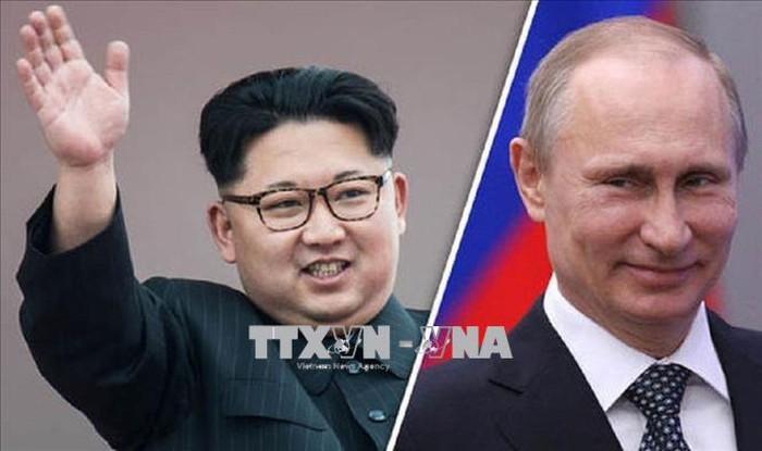 Échange de messages entre Kim Jong-un et Vladimir Poutine - ảnh 1