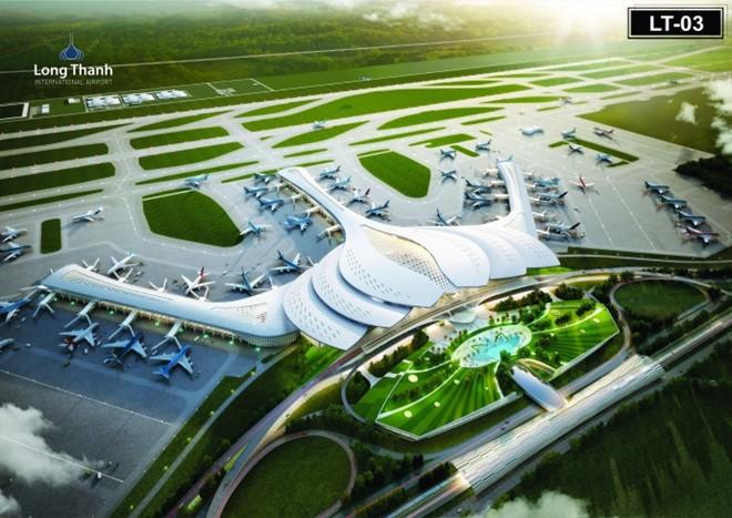 Aéroport international de Long Thành: la future locomotive nationale - ảnh 1