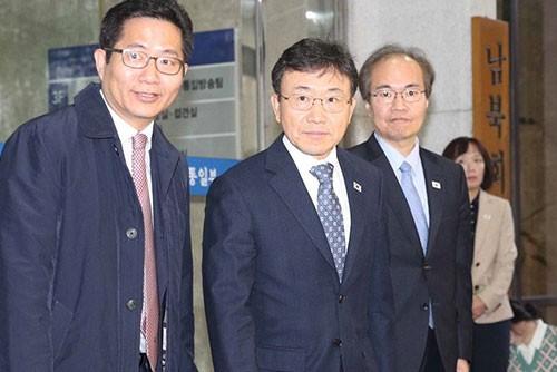 Les deux Corées discutent de la coopération sanitaire et médicale - ảnh 1