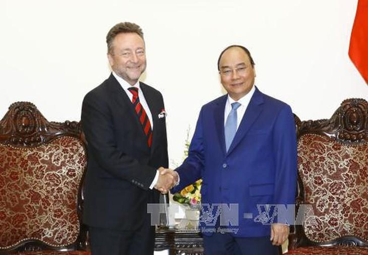 La République tchèque accorde beaucoup d'attention à la coopération avec le Vietnam - ảnh 1