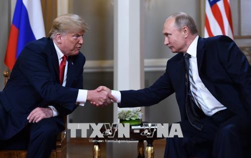 Le sommet prévu entre Trump et Poutine à la fin des commémorations de l'armistice n'aura pas lieu - ảnh 1