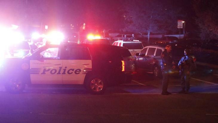 Une fusillade éclate à Thousand Oaks en Californie  - ảnh 1