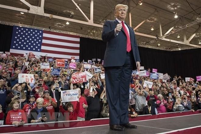 Elections aux Etats-Unis : Donald Trump dit espérer des compromis avec les démocrates - ảnh 1