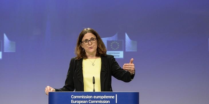L'UE proche d'un accord sur les investissements étrangers - ảnh 1