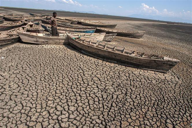 Le monde s'éloigne plus de son objectif de maîtrise du réchauffement climatique, alerte l'ONU - ảnh 1