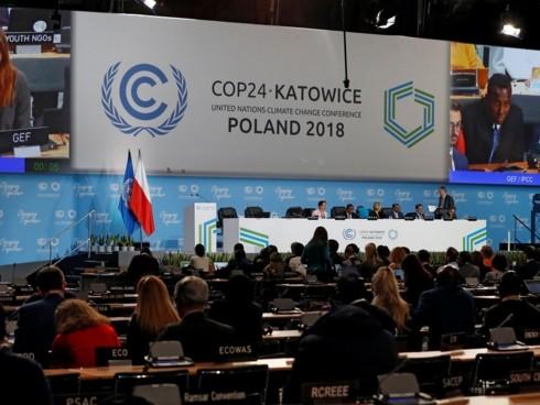 COP24: les négociateurs se mettent d'accord sur les règles d'application de l'Accord de Paris  - ảnh 1