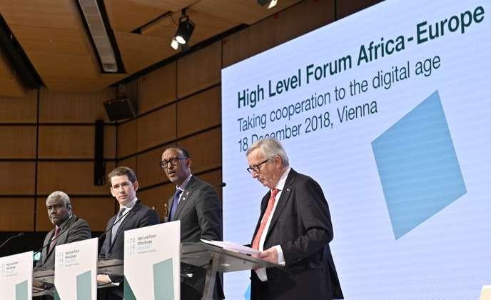 Européens et Africains plaident pour l'investissement en Afrique face aux migrations - ảnh 1