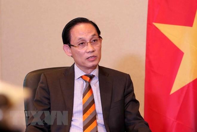 CNUDCI: le Vietnam affirme son rôle à l'ONU - ảnh 1