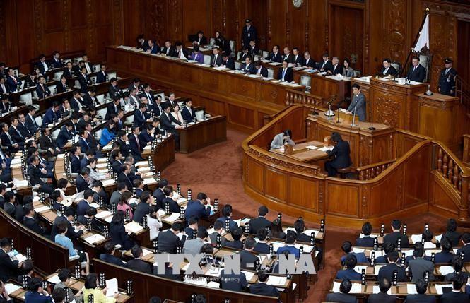 Japon: un budget record pour la défense  - ảnh 1