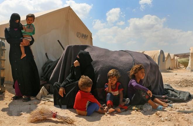 Syrie : 4 millions de personnes déplacées à l'intérieur du pays sont rentrées chez elles en 2018 - ảnh 1