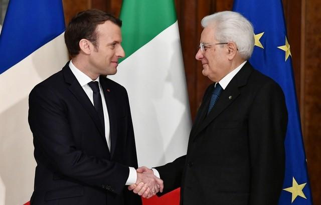 Les présidents français et italien «réaffirment l'importance» de la relation entre les deux pays - ảnh 1