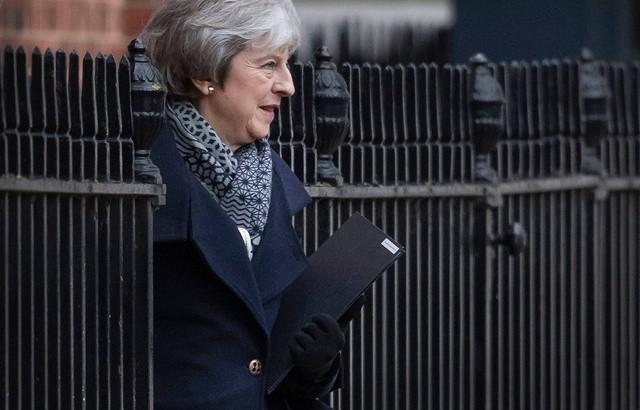 Brexit: Theresa May salue des «progrès» dans les discussions avec Bruxelles - ảnh 1