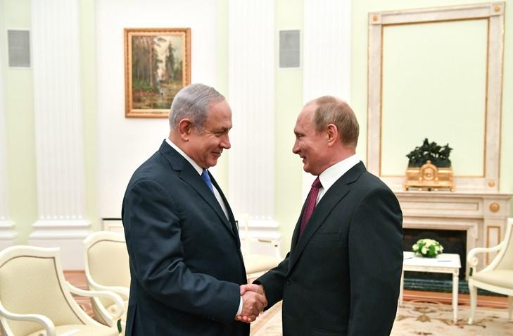 Report de la rencontre Netanyahu-Poutine prévue jeudi - ảnh 1
