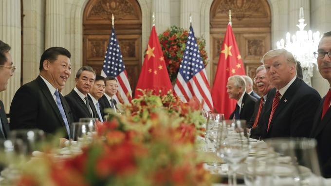 Guerre commerciale: Pékin et Washington proches d'un accord - ảnh 1