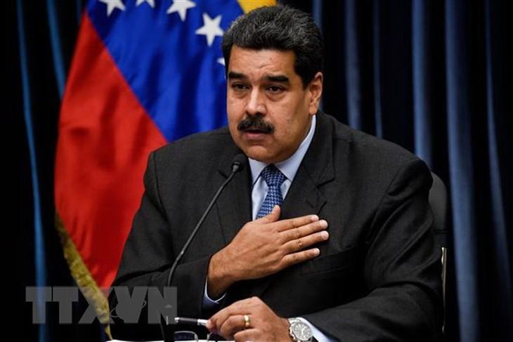 Nicolas Maduro rompt les relations diplomatiques entre le Venezuela et la Colombie - ảnh 1