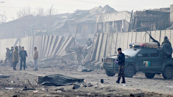 Record sans précédent du nombre de civils tués en Afghanistan en 2018 - ảnh 1