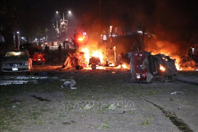 Somalie: affrontements à Mogadiscio - ảnh 1