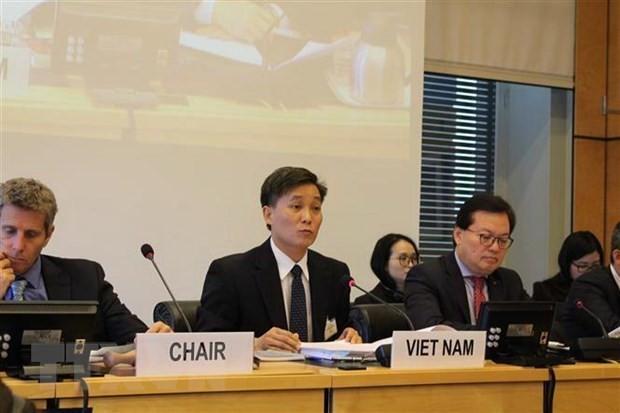 Le Vietnam s'engage à poursuivre ses efforts en faveur des droits civils et politiques - ảnh 1