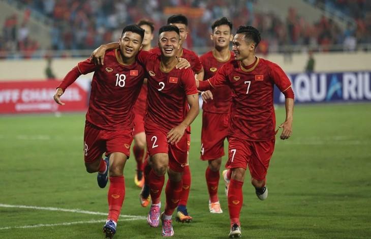 Football: le Vietnam bat Brunei sur le score de 6 à 0 - ảnh 1