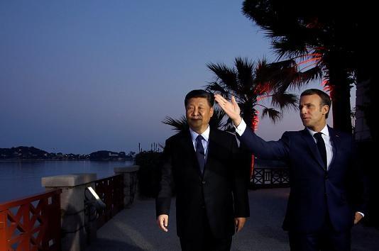 Nice et Monaco à l'arrêt pour la visite de Xi Jinping - ảnh 1