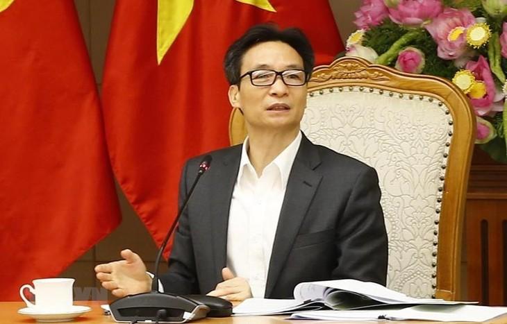 Vu Duc Dam rencontre l'Association des entreprises pour le développement durable - ảnh 1