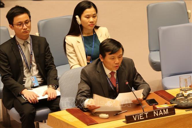 Le Vietnam salue la résolution de l'ONU contre le financement du terrorisme - ảnh 1