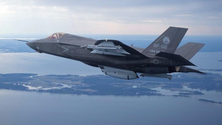Les États-Unis suspendent les livraisons liées aux avions F-35 à la Turquie - ảnh 1