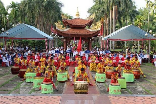 La Fête des rois Hùng organisée dans plusieurs pays - ảnh 1