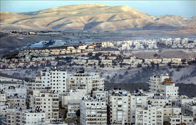 """Les Palestiniens rejettent les propos """"irresponsables"""" de Mike Pompeo sur les colonies israéliennes - ảnh 1"""