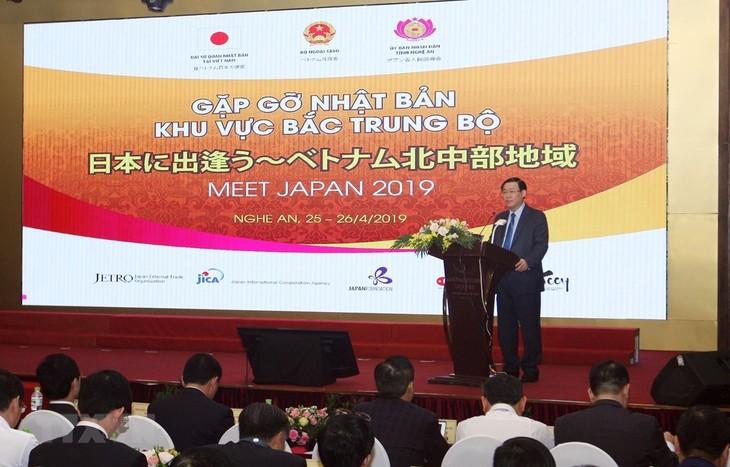 Vuong Dinh Huê: Le Vietnam est prêt à créer des conditions favorables aux entreprises japonaises - ảnh 1